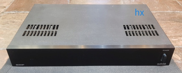 Used Audiolab 8000P Power Amplifier 8000p10