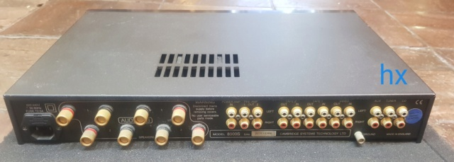 Used Audiolab 8000S Integrated Amplifier 8000s_11