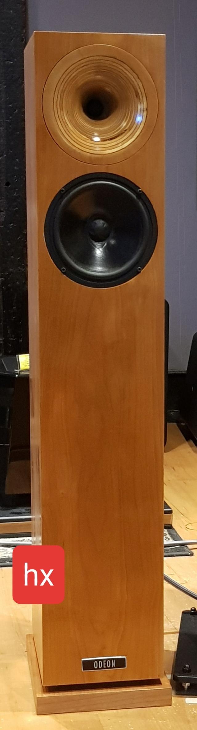 Used ODEON Fidelio Floor standing Speakers Front10
