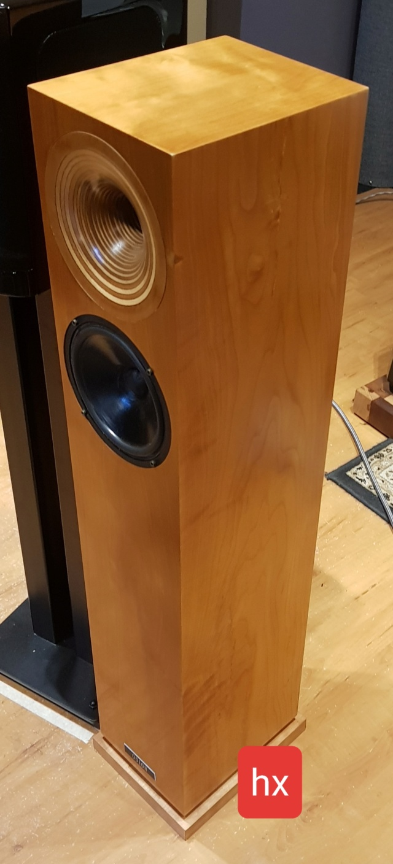 Used ODEON Fidelio Floor standing Speakers Side10