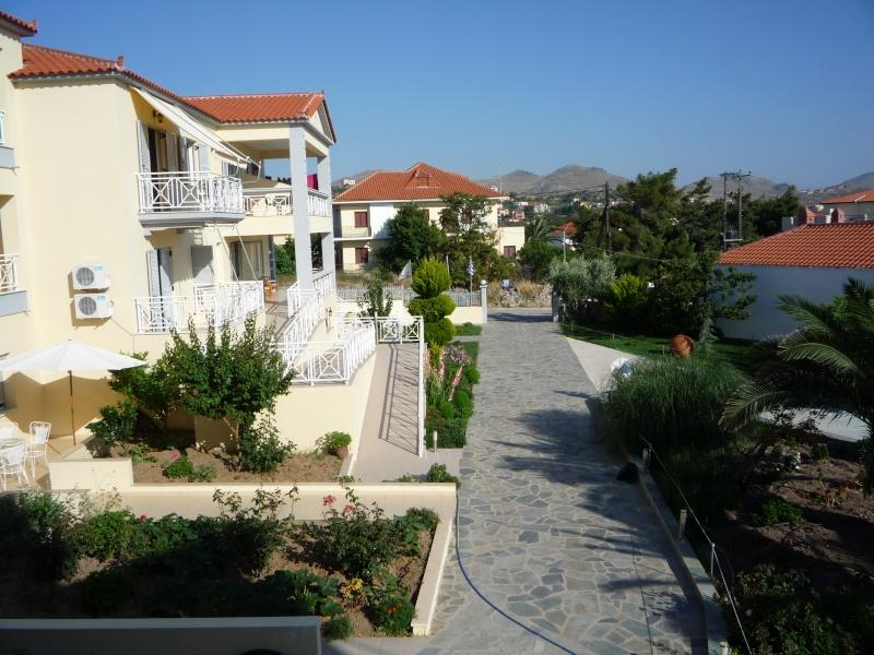 Greece, Island of Limnos, Myrina, Sotiris Apartments 04714