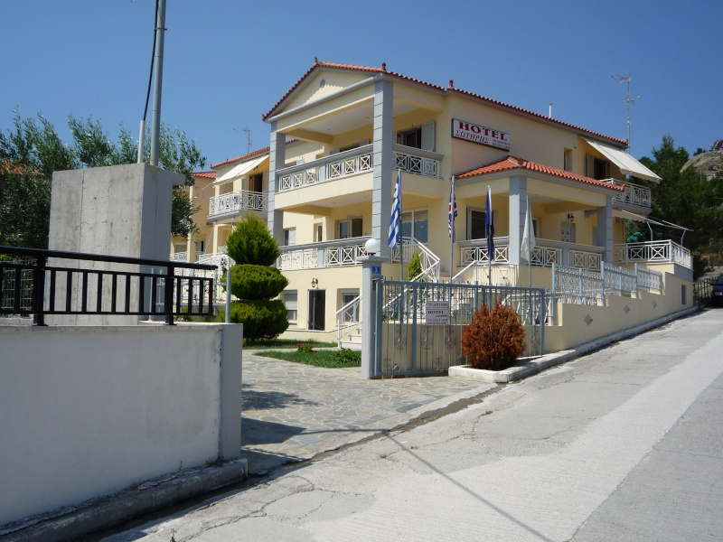 Greece, Island of Limnos, Myrina, Sotiris Apartments 09212