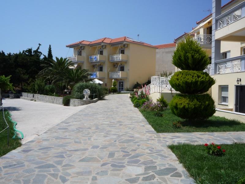 Greece, Island of Limnos, Myrina, Sotiris Apartments 09312