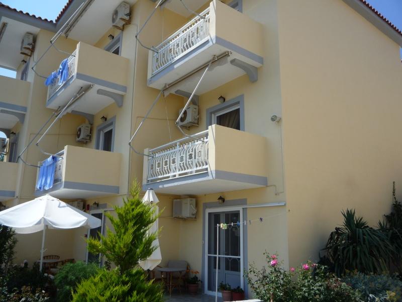 Greece, Island of Limnos, Myrina, Sotiris Apartments 09415