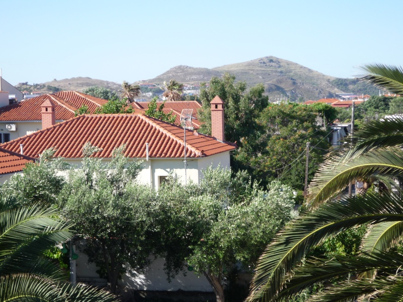 Greece, Island of Limnos, Myrina, Sotiris Apartments 11711