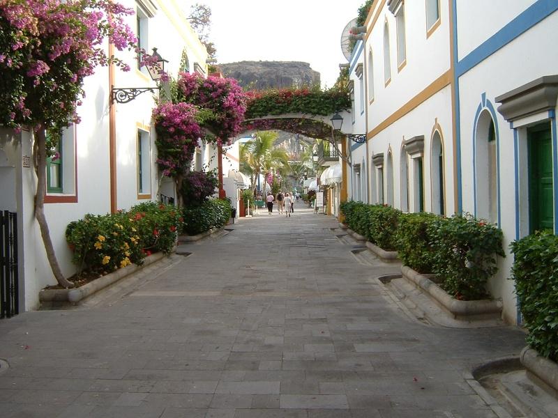 Canary Islands, Gran Canaria, Mogan, Puerto Rico, Maspalomas Dscf0012