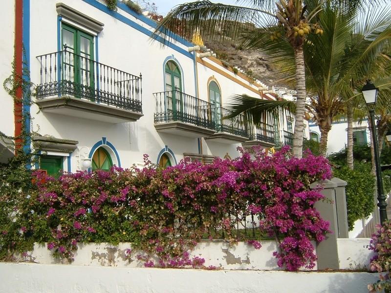 Canary Islands, Gran Canaria, Mogan, Puerto Rico, Maspalomas Dscf0015