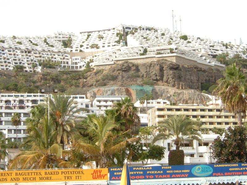 Canary Islands, Gran Canaria, Mogan, Puerto Rico, Maspalomas Dscf0025