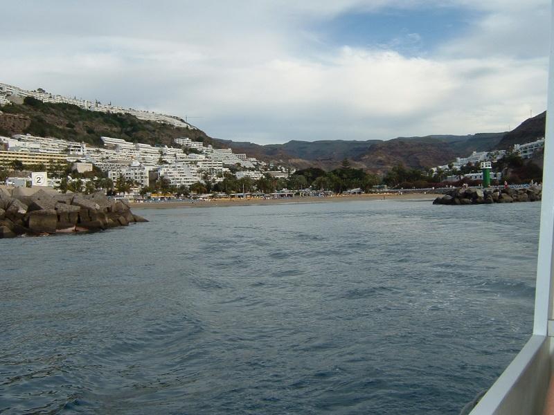 Canary Islands, Gran Canaria, Mogan, Puerto Rico, Maspalomas Dscf0026