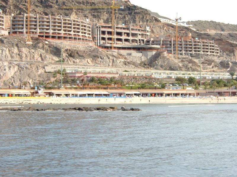 Canary Islands, Gran Canaria, Mogan, Puerto Rico, Maspalomas Dscf0033