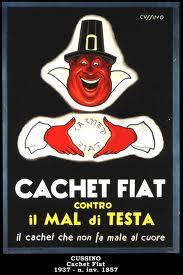 Storia della pubblicità Cachet10
