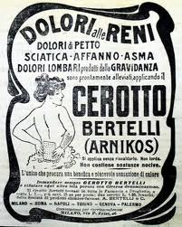 Storia della pubblicità Cachet15