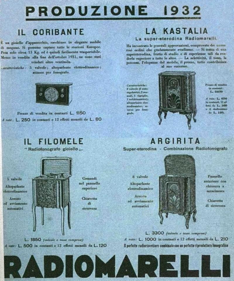 Storia della pubblicità Cachet16