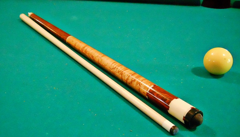 HR Custom Cue Cocobo10