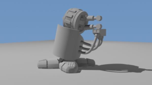 Dreadnought Vénérable / Venerable Dreadnought Forump17