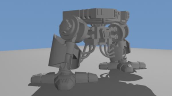 Dreadnought Vénérable / Venerable Dreadnought Forump24