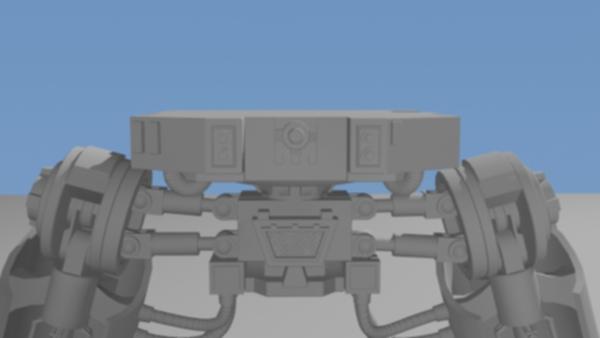 Dreadnought Vénérable / Venerable Dreadnought Forump25