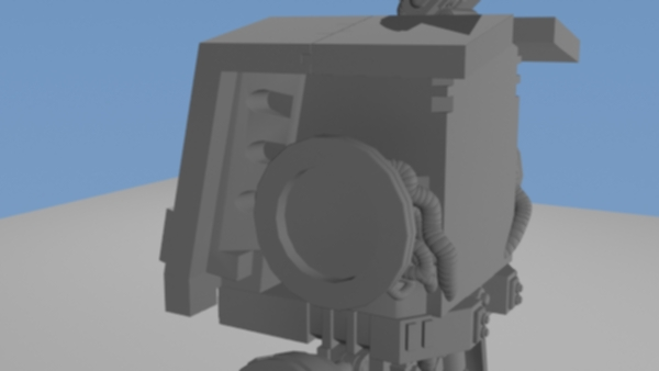 Dreadnought Vénérable / Venerable Dreadnought Forump28