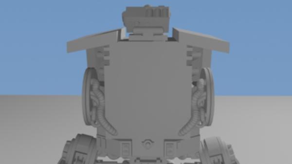 Dreadnought Vénérable / Venerable Dreadnought Forump29
