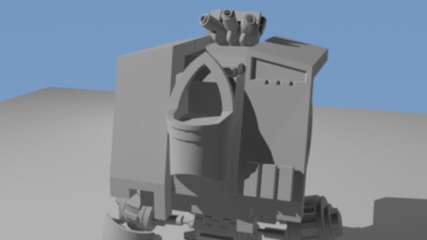 Dreadnought Vénérable / Venerable Dreadnought Forump30
