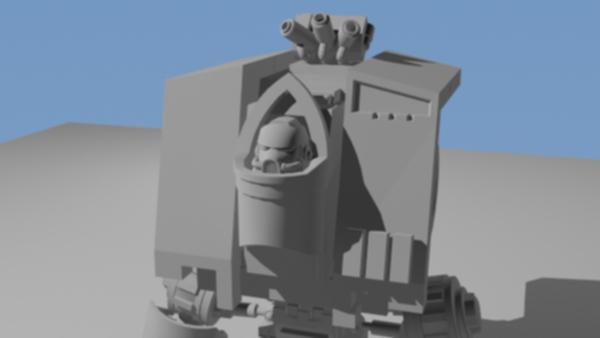 Dreadnought Vénérable / Venerable Dreadnought Forump31