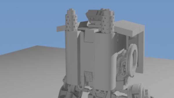 Dreadnought Vénérable / Venerable Dreadnought Forump32