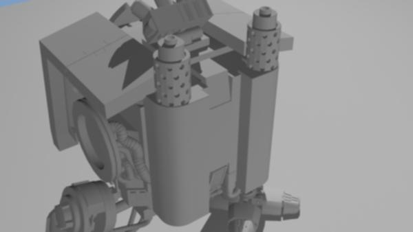 Dreadnought Vénérable / Venerable Dreadnought Forump33