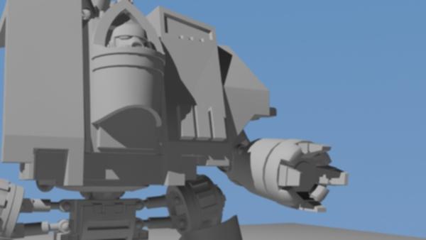 Dreadnought Vénérable / Venerable Dreadnought Forump34