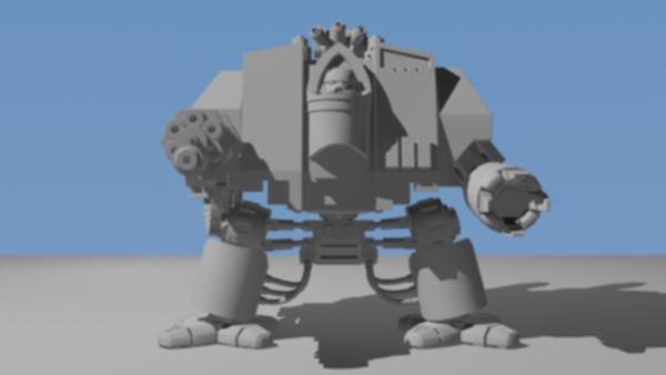 Dreadnought Vénérable / Venerable Dreadnought Forump39