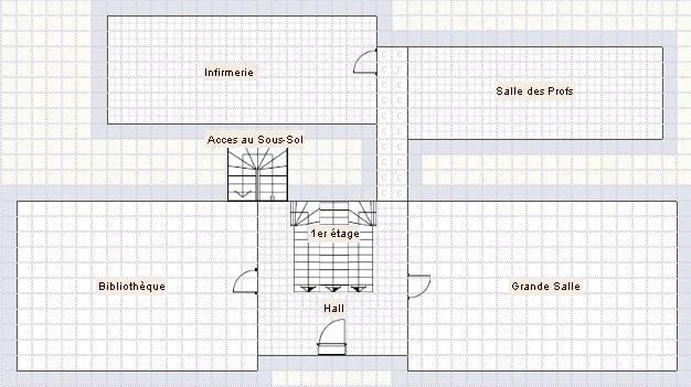 Plan du Château ♫♪ 1er_et10