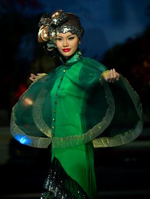 Malaysia Islamic Fashion Festival 13287410