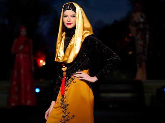 Malaysia Islamic Fashion Festival 13287412