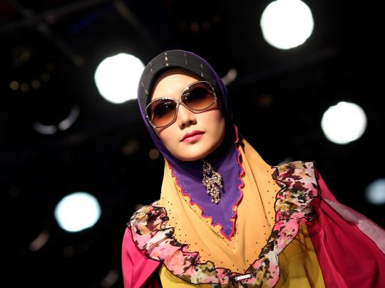 Malaysia Islamic Fashion Festival 13287413