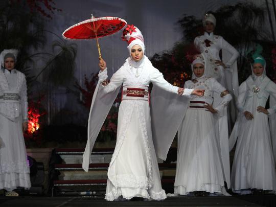 Malaysia Islamic Fashion Festival 13287415