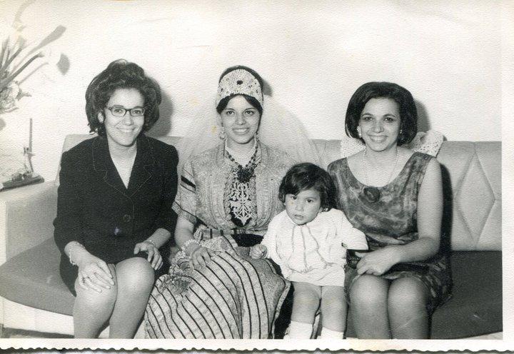 PHOTOS DE MARIEE EN KESSOUA KBIRA AU  MAROC Berber16