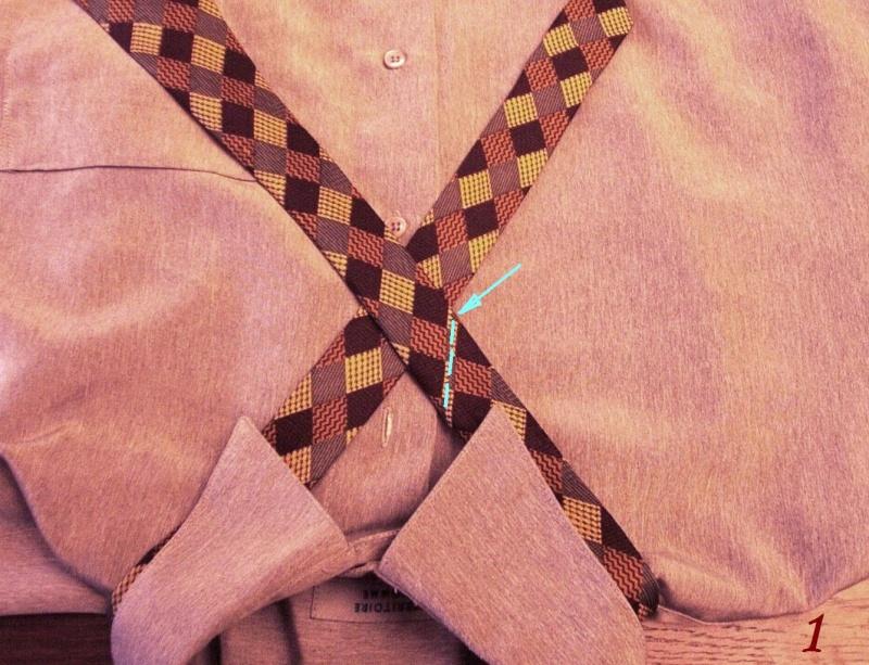 COMMENT VOUS POUVEZ FAIRE LE NOEUD DE LA CRAVATE Cravat10