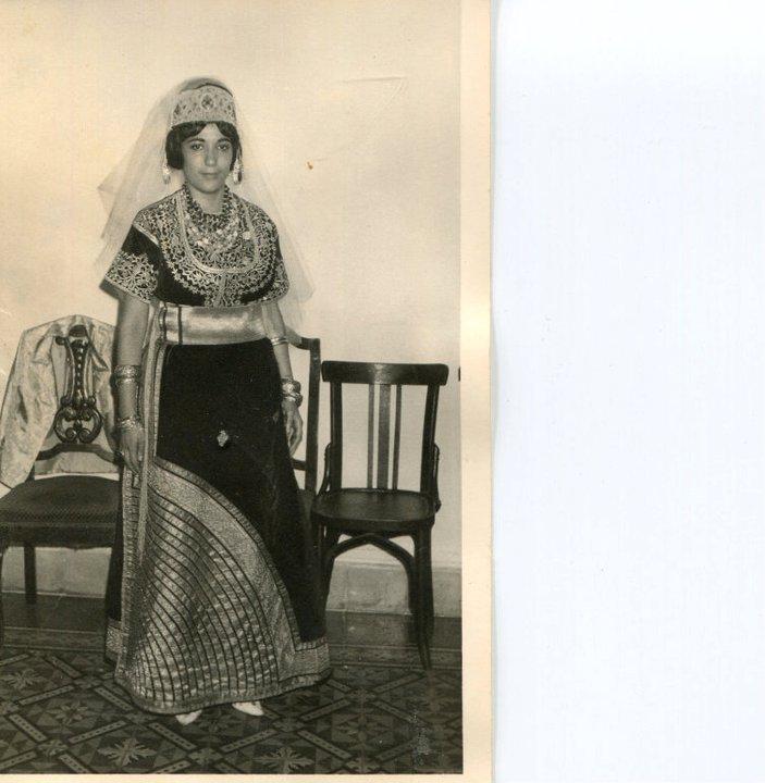 PHOTOS DE MARIEE EN KESSOUA KBIRA AU  MAROC Soli_c11