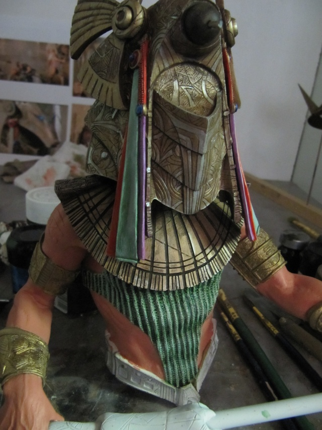 Anubis du film Stargate . Img_7222