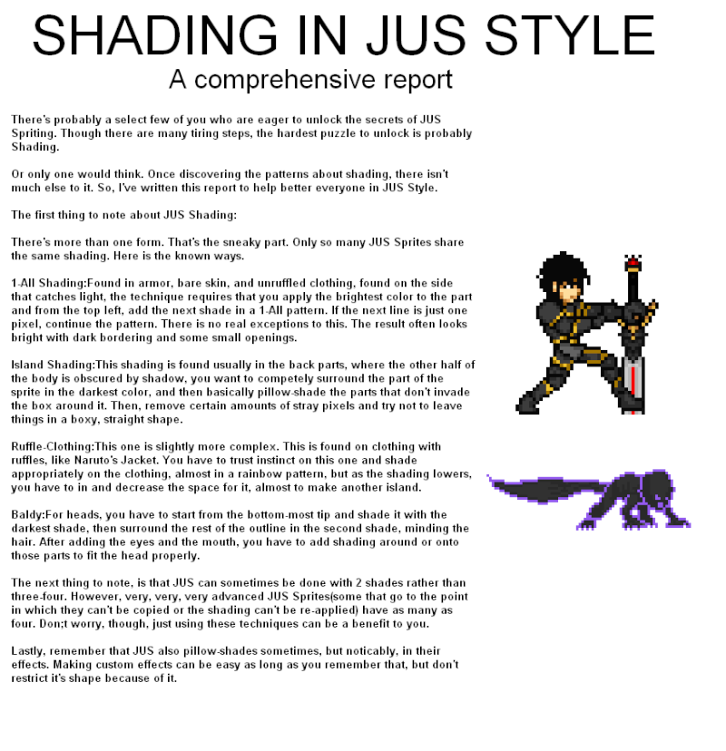 Sprite tutorials Shadin10