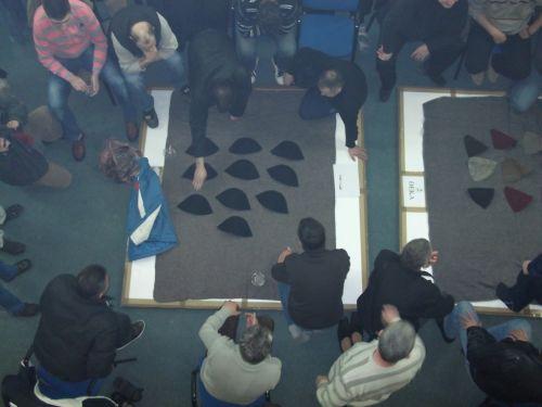 Dragovoljci HVO-a - Tradicionalni pokladni turnir u prstenu Prsten13