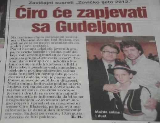 Zavičajni susreti Zovicko ljeto 2012. - ĆIRO ĆE ZAPJEVATI SA GUDELJOM Zovik10