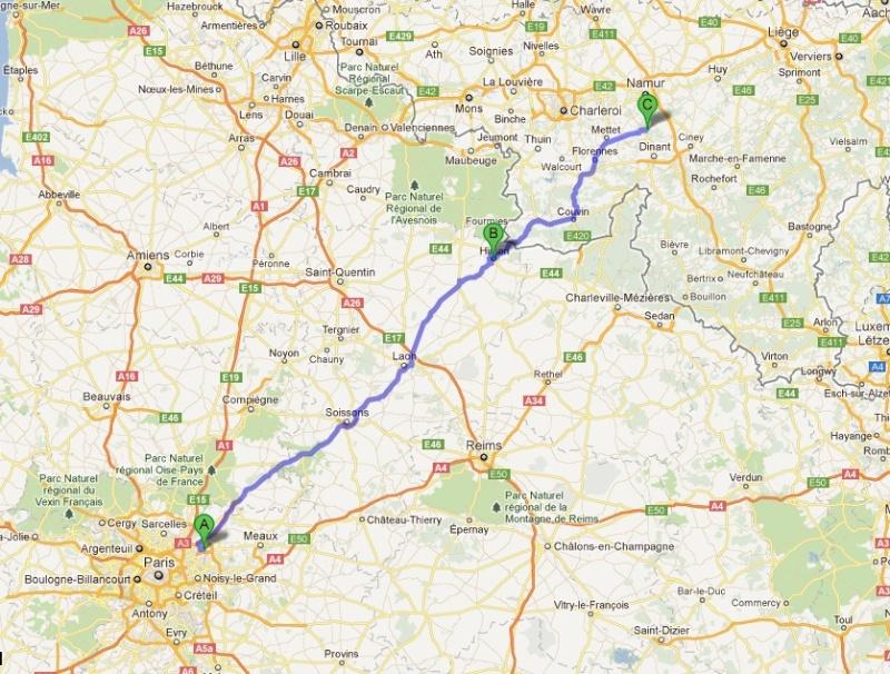 Balade sur 5 jours en France, Belgique, Allemagne et Luxembourg Jour_211