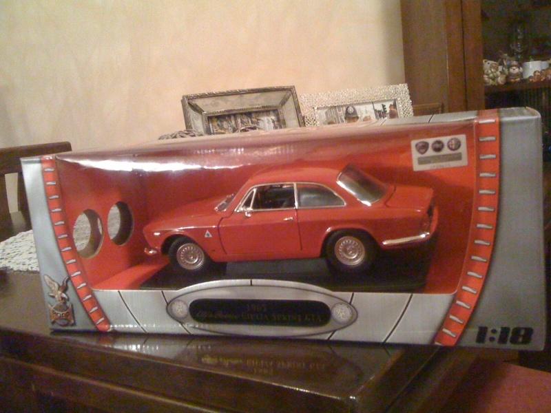 Album fotografico di GIUKEBOX  (modellini Alfa Romeo ) Foto_112