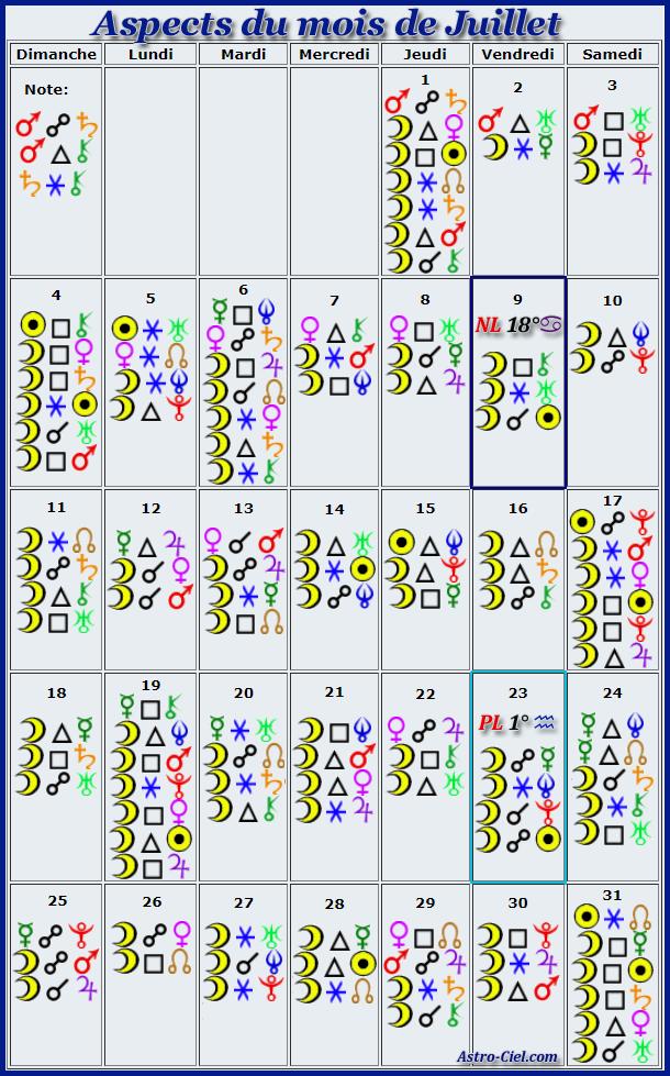 Aspects du mois de Juillet - Page 14 Calen105
