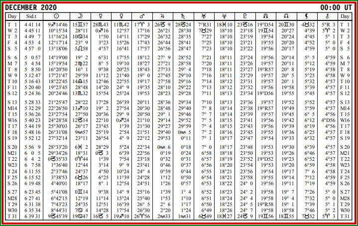 Aspects du mois de Décembre - Page 15 Calend77