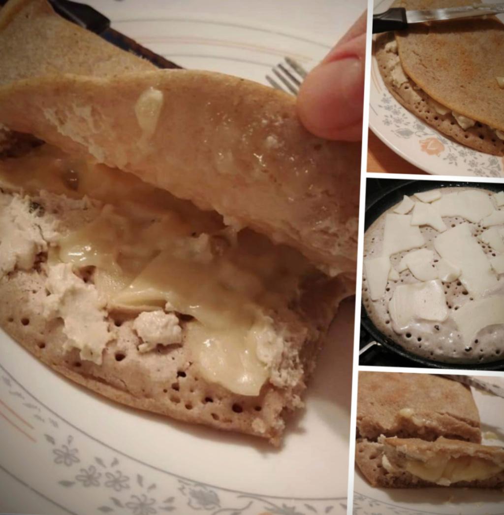 Pâte crêpes et crème amande pour BLOU - Page 3 Screen53