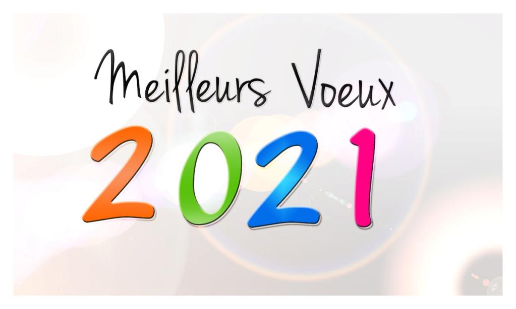 Bonne et heureuse année 2021 Souhai10