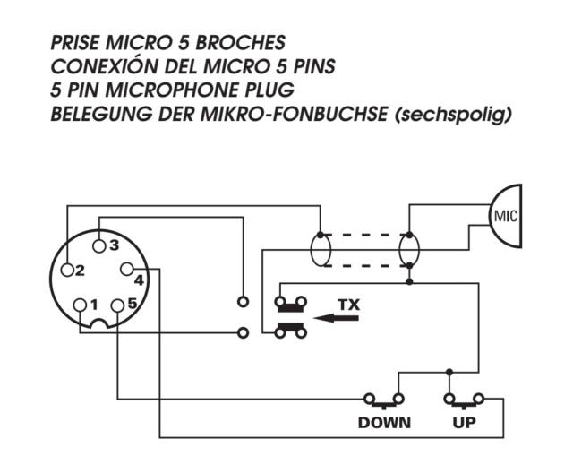 Projet de micro préamplifié construction OM Screen16
