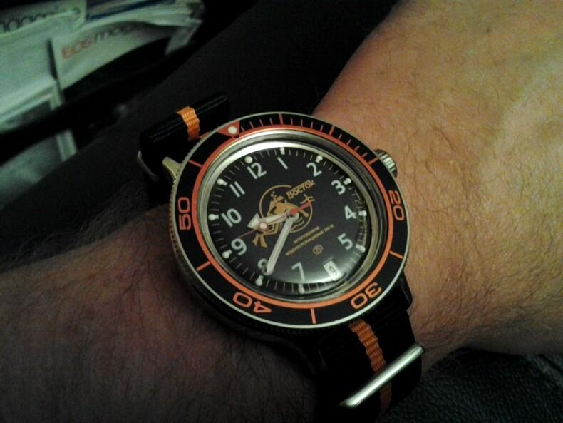 vostok - Custom Vostok. 20120510