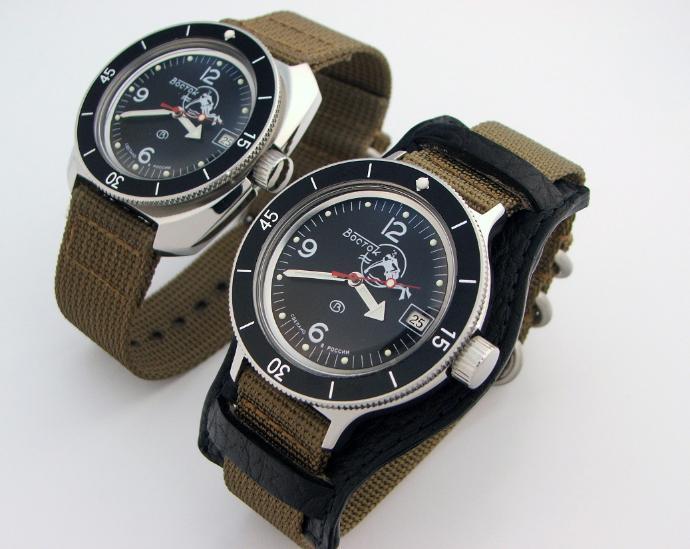 vostok - Custom Vostok. Dscf2210